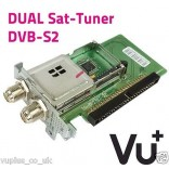 Genuine Vu+ Uno Ultimo Plug and Play DVB-S/S2 Twin Dual Tuner Module