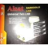 Dark Gold Universal twin